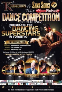 A Dance Competition For Couples