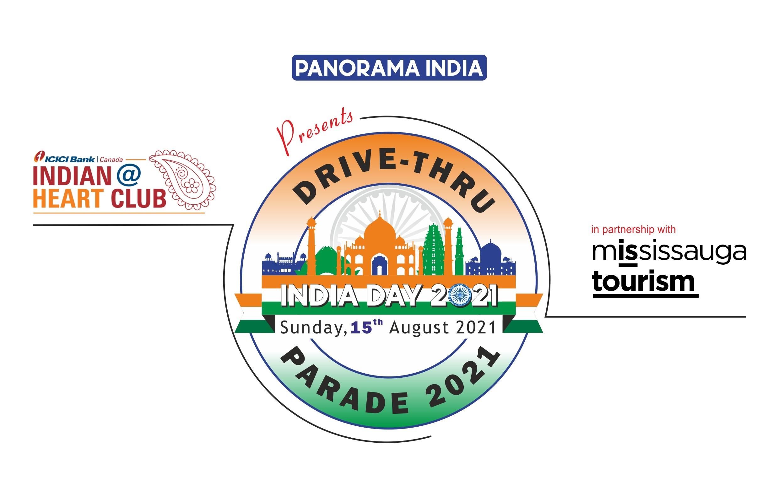 DRIVE THRU INDIA DAY PARADE 2021 on Nouveau iDEA
